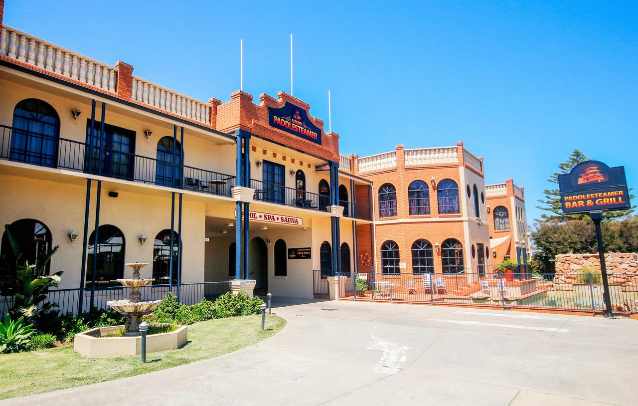 Albury Paddlesteamer Motel - Accommodation Sydney