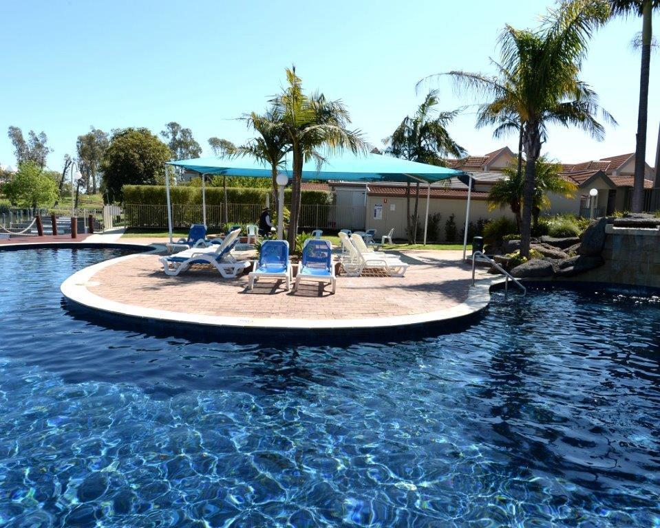 Yarrawonga Waterfront Apartments - Accommodation Sydney
