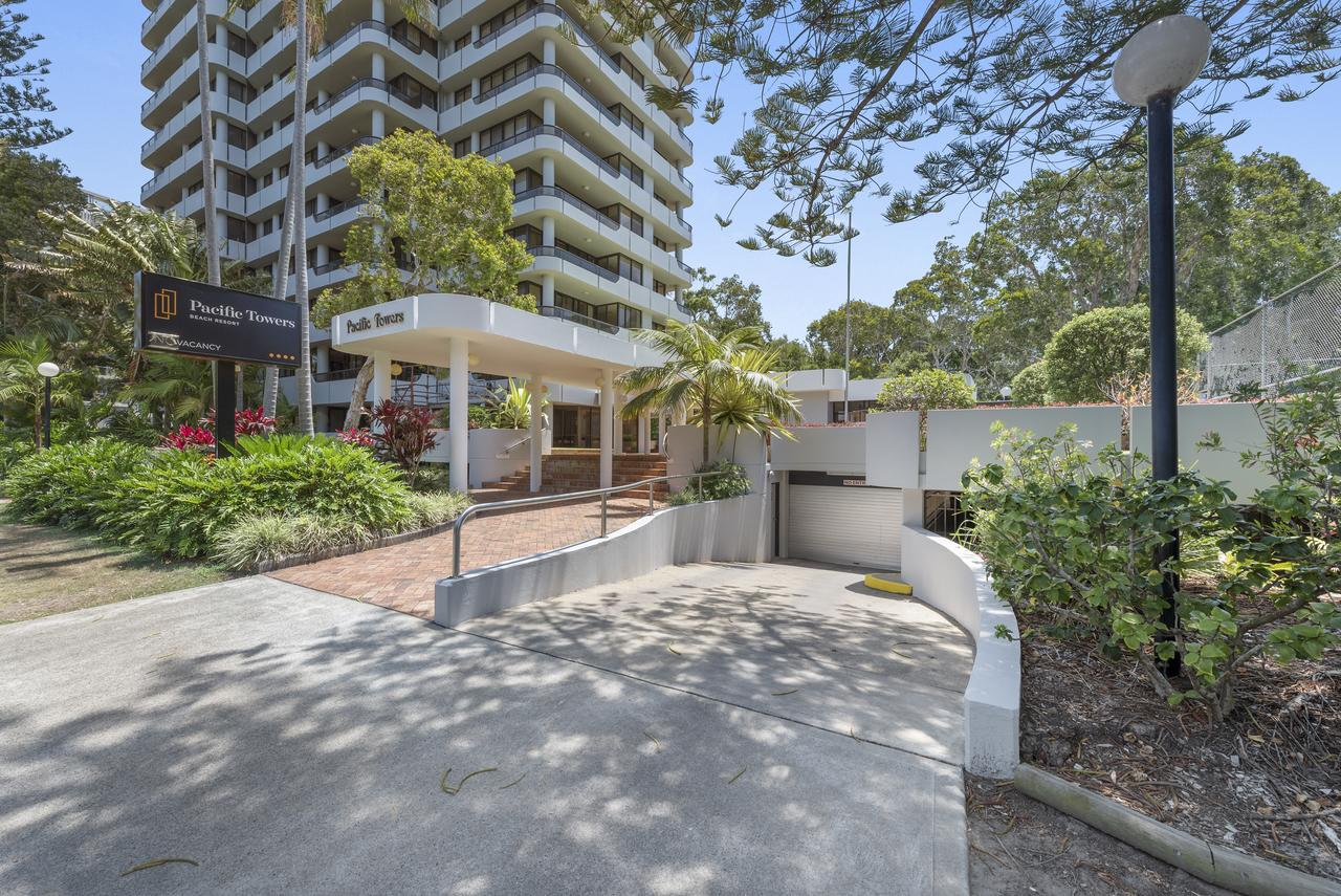 Pacific Towers Beach Resort - Accommodation Sydney