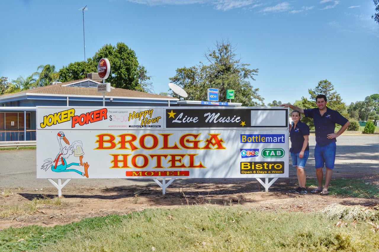 Brolga Hotel Motel - Coleambally - Accommodation Sydney