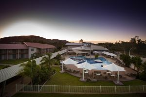Crowne Plaza Alice Springs Lasseters - Accommodation Sydney