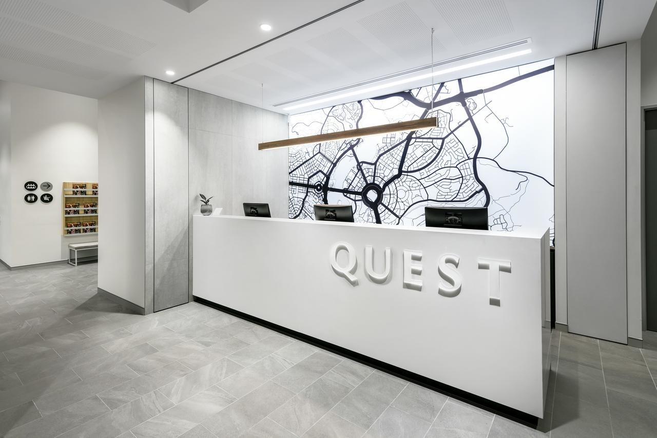 Quest Canberra City Walk - Accommodation Sydney