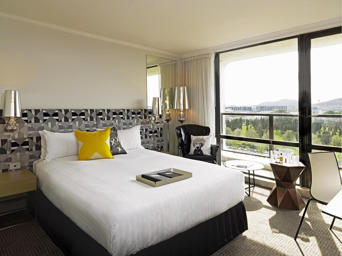 QT Canberra - Accommodation Sydney