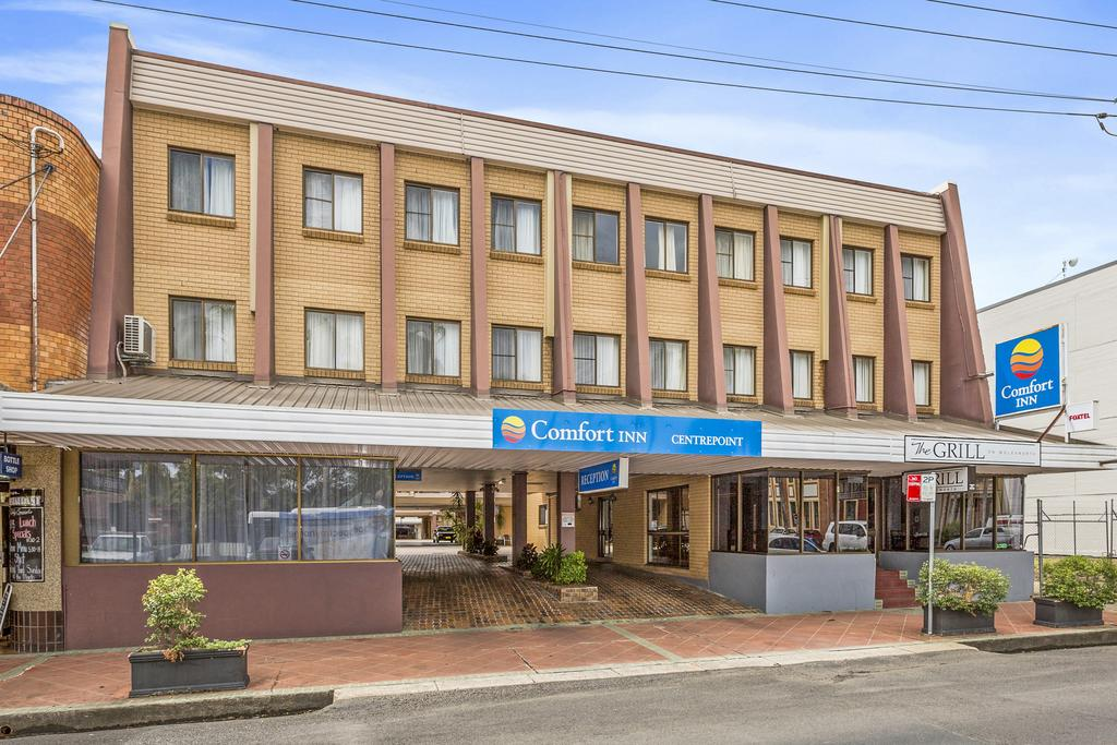 Comfort Inn Centrepoint Motel - Accommodation Sydney