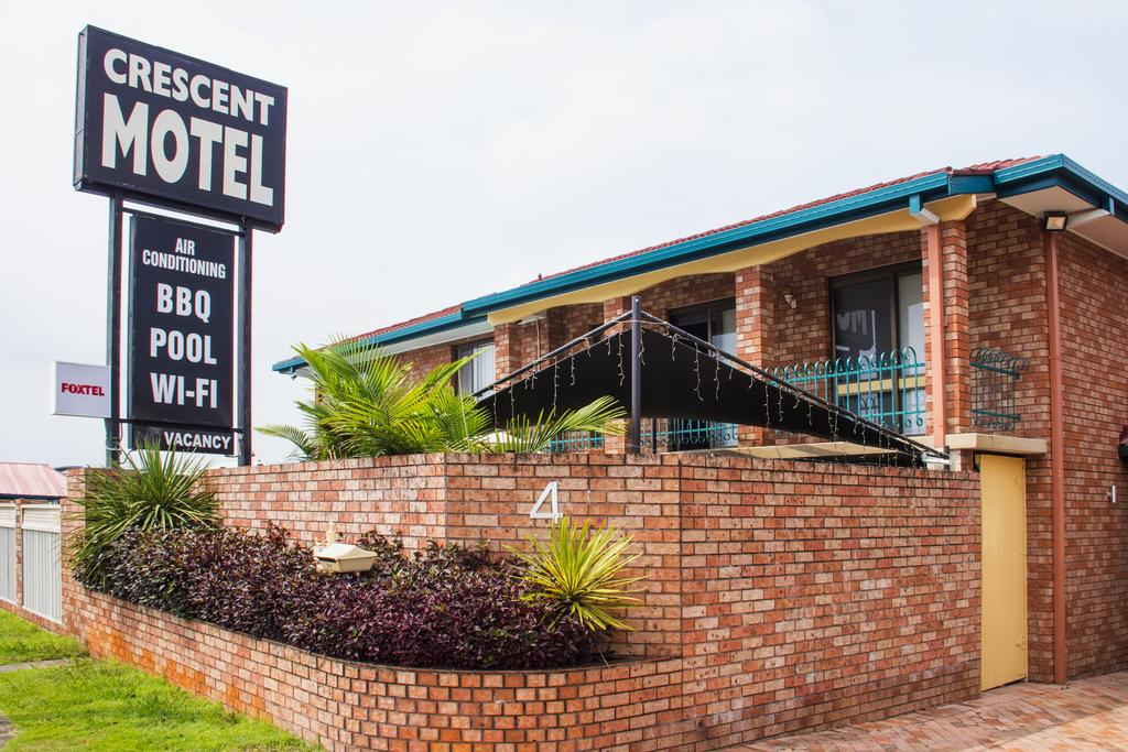 Crescent Motel Taree - Accommodation Sydney