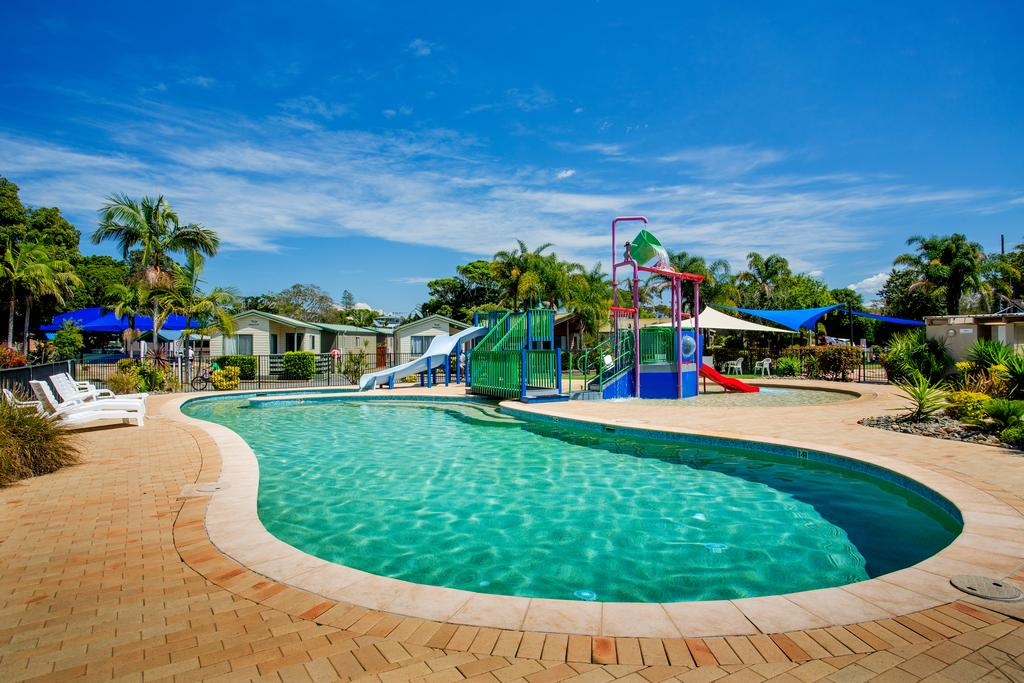 Discovery Parks - Harrington - Accommodation Sydney