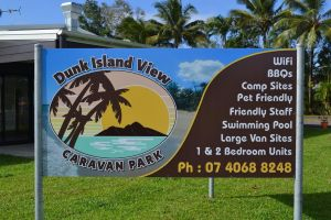 Dunk Island View Caravan Park - Accommodation Sydney