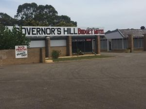Governors Hill Motel - Accommodation Sydney