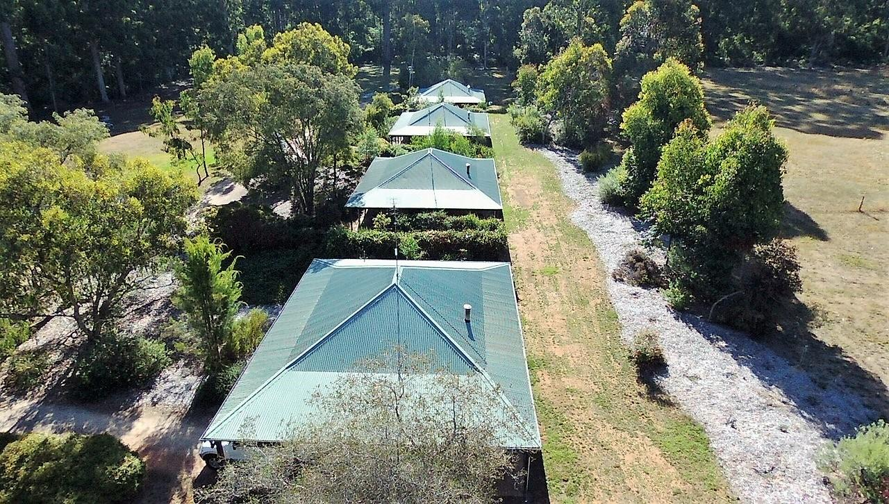 Treenbrook Cottages - Accommodation Sydney