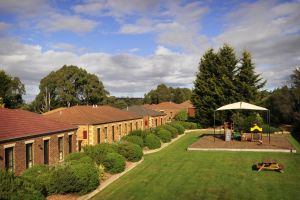 Country Club Villas - Accommodation Sydney