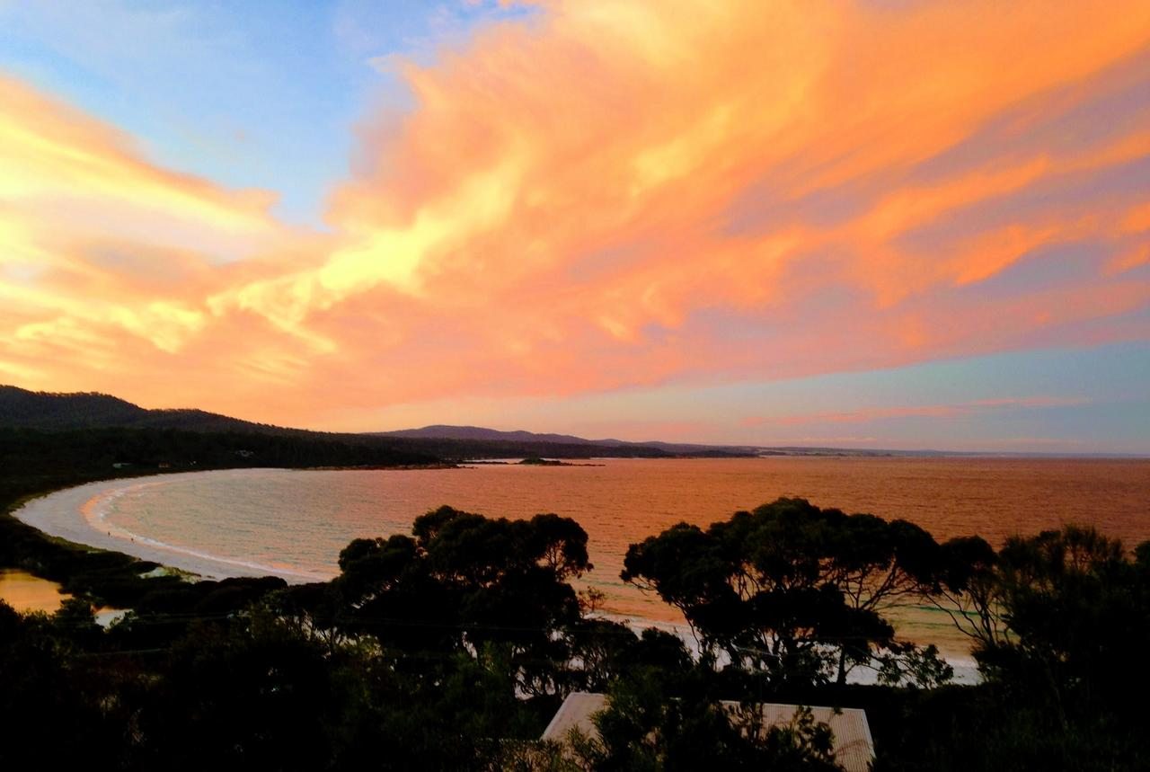 DOLPHIN LOOKOUT COTTAGE - amazing views of the Bay of Fires - Accommodation Sydney