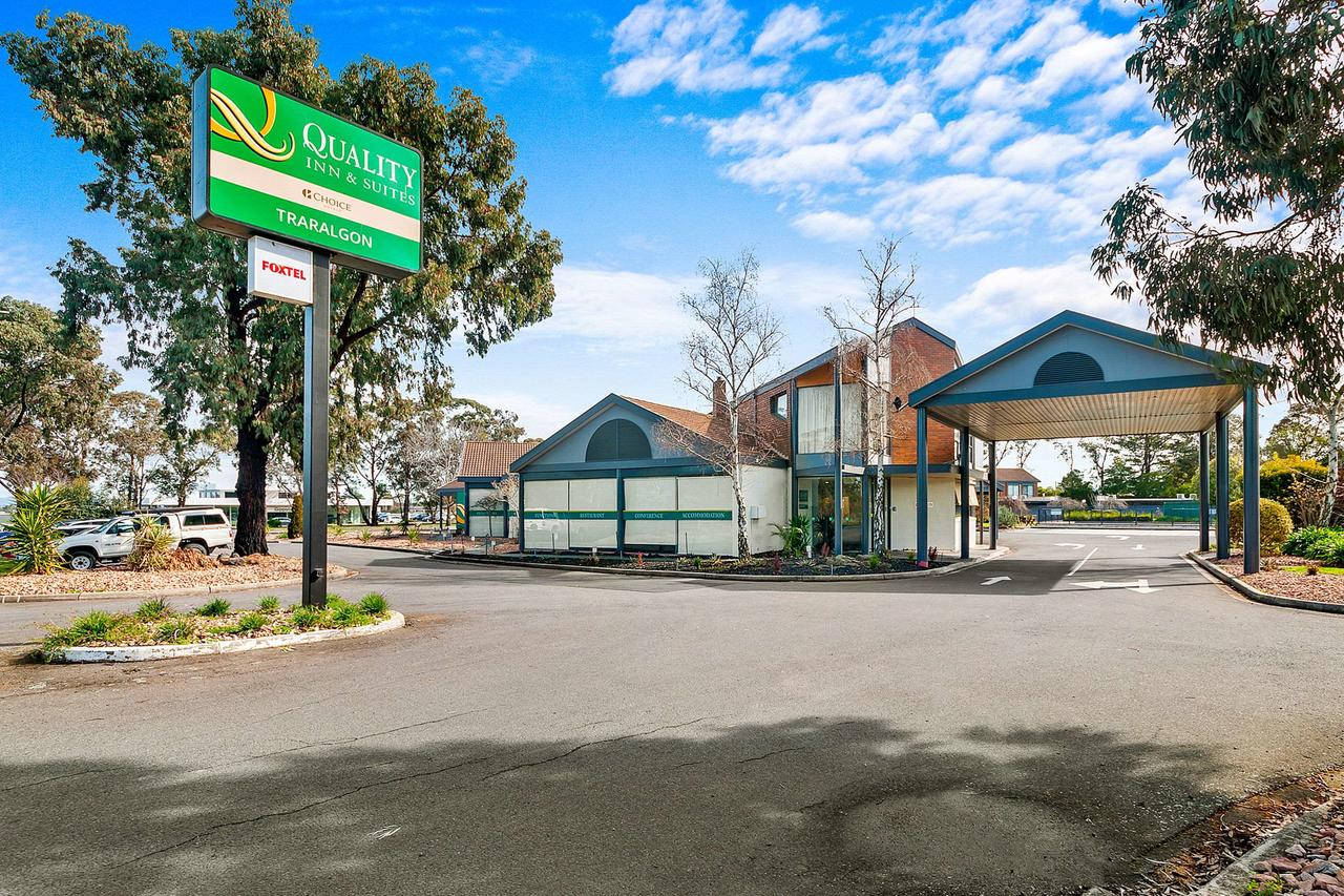 Quality Inn  Suites Traralgon - Accommodation Sydney