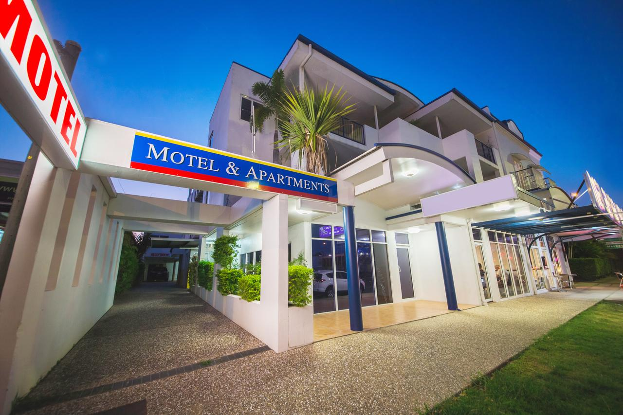 Cosmopolitan Motel  Serviced Apartments - Accommodation Sydney