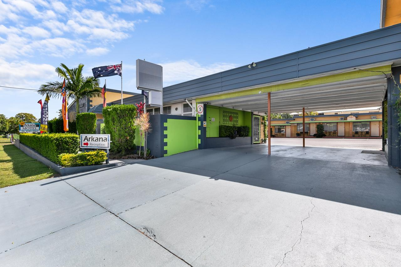 Arkana Motel - Accommodation Sydney