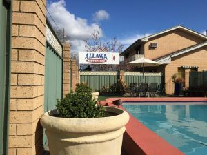 Albury Allawa Motor Inn - Accommodation Sydney