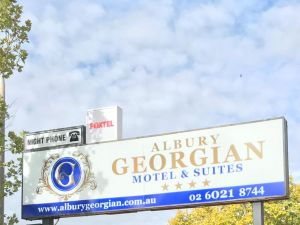 Albury Georgian Motel  Suites - Accommodation Sydney