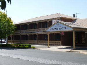 Albury Regent Motel - Accommodation Sydney