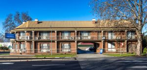 Albury Townhouse Motel - Accommodation Sydney