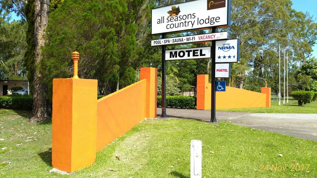 All Seasons Country Lodge - Accommodation Sydney
