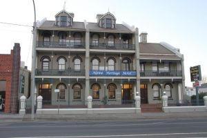 Alpine Heritage Motel - Accommodation Sydney