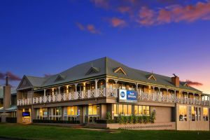 Best Western Sanctuary Inn - Accommodation Sydney