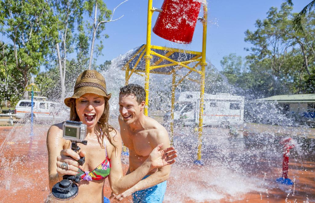 BIG4 Howard Springs Holiday Park - Accommodation Sydney