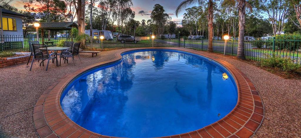 BIG4 Warwick Holiday Park - Accommodation Sydney